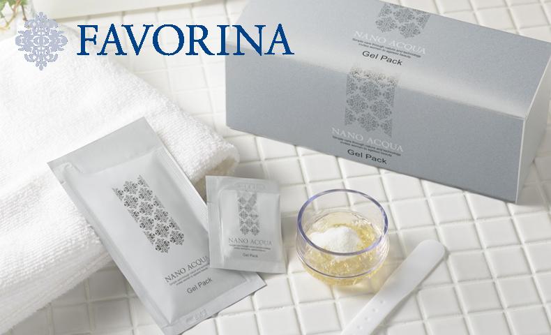 フェヴリナ ナノアクア炭酸ジェルパック