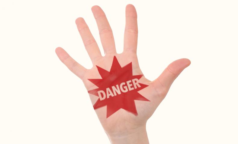 マイクロニードルパッチの危険性